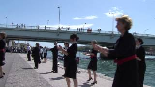 FLASH MOB AIR FRANCE MASTER apple tv hd