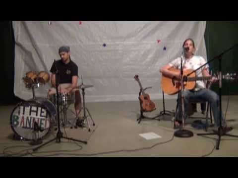"The Banned covering ""Radioactive"" by Imagine Dragons"
