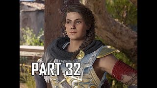 ASSASSIN'S CREED ODYSSEY Walkthrough Part 32 - Doctor (Let's Play Commentary)