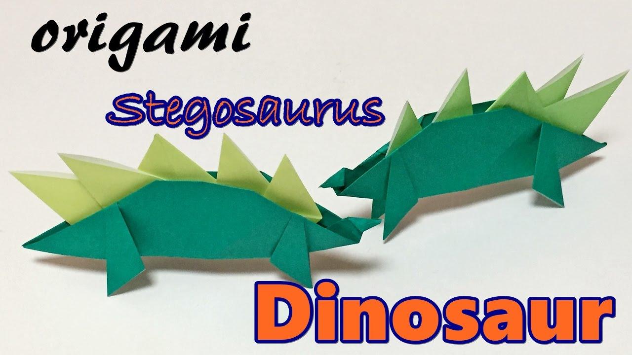 origami dinosaur - origami dinosaur easy - origami dinosaur ... | 720x1280
