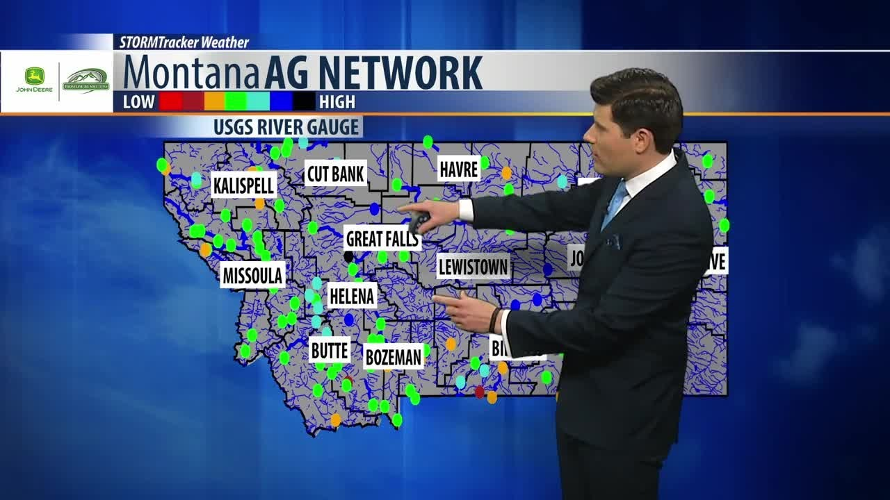 Montana Ag Network Weather : May 27th