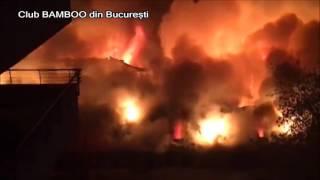 TRAGEDIE Nenorocire INCENDIU DEVASTADOR La Clubul Bamboo 22 DE VICTIME!21-01-2017( CLUB D ...