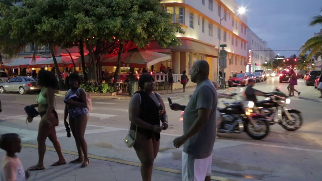 10 Open Air Preaching Miami South Beach Strip