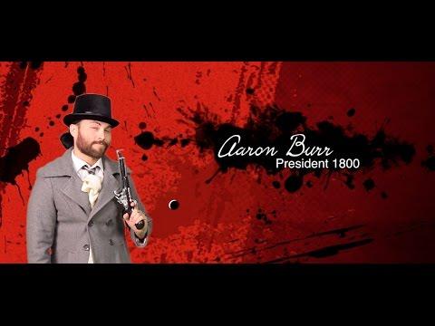 Aaron Burr for President 1800