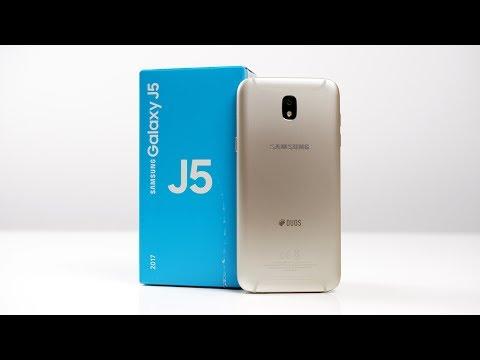 Unboxing: Samsung Galaxy J5 2017 (Deutsch) | SwagTab