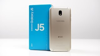 Unboxing: Samsung Galaxy J5 2017 (Deutsch)   SwagTab
