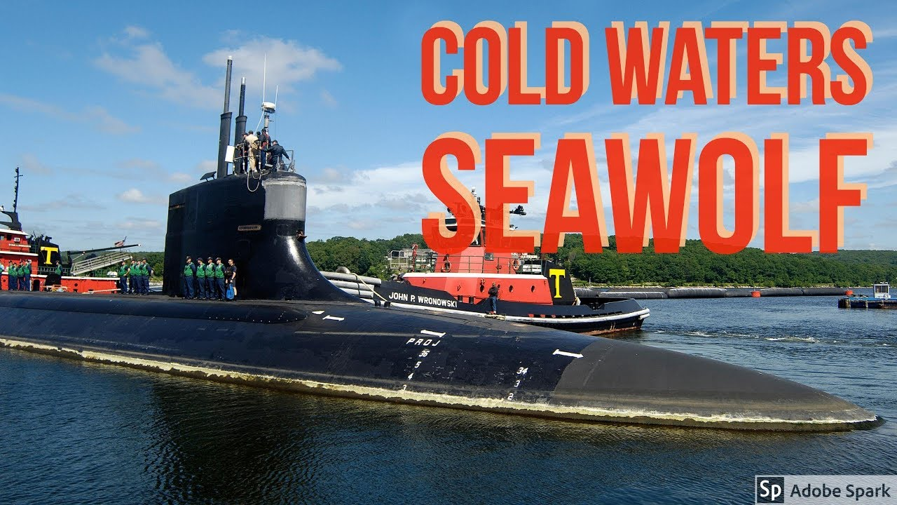 Cold Waters New playable subs mod (Seawolf)