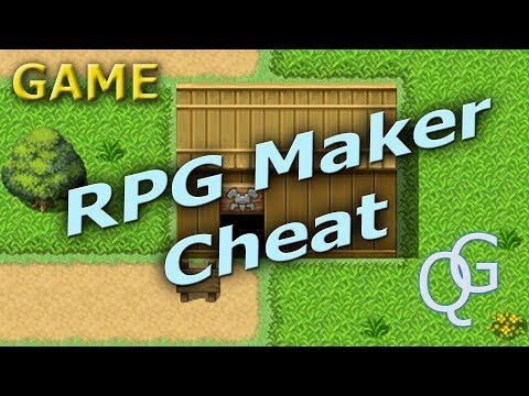 RPG MAKER CHEAT / Quick Guide - YouTube