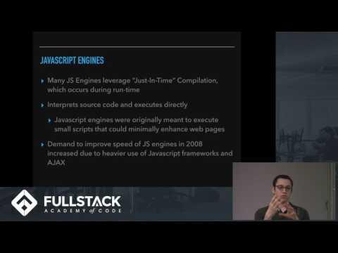 Tech Talk: How we use JavaScript engines