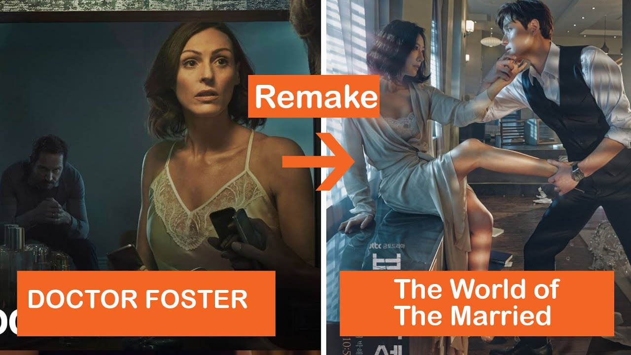Download The World of the Married VS Doctor Foster