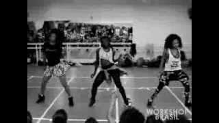 Workshop Brasil 9th Edition - Mrs Carter Dancers - Teaser