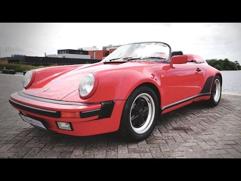 Porsche 911 Speedster 1989 Classic Review Youtube