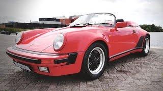 Porsche 911 Speedster 1989 classic review