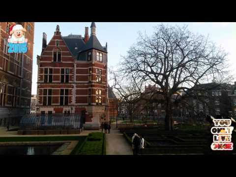Visit to Amsterdam & 2 januari 2015