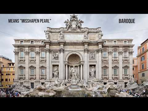 Baroque - Art Vocab Definition
