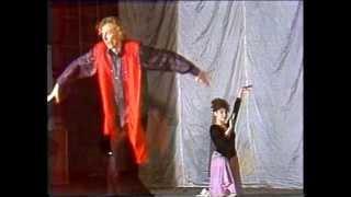 "Rashid Ahmedov Karacev. Fragment from Вallet ""Don Quixote"" (1993) Gara Garayev"