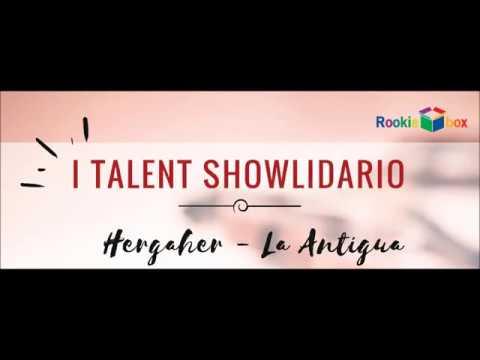 Finalistas I Talent SHOWlidario Hergaher   La Antigua