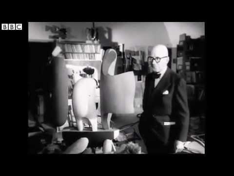 Le Corbusier Paris reportage BBC ..