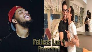 Maluma - Felices los 4 Marc Anthony Version Salsa Video Oficial Reaccion