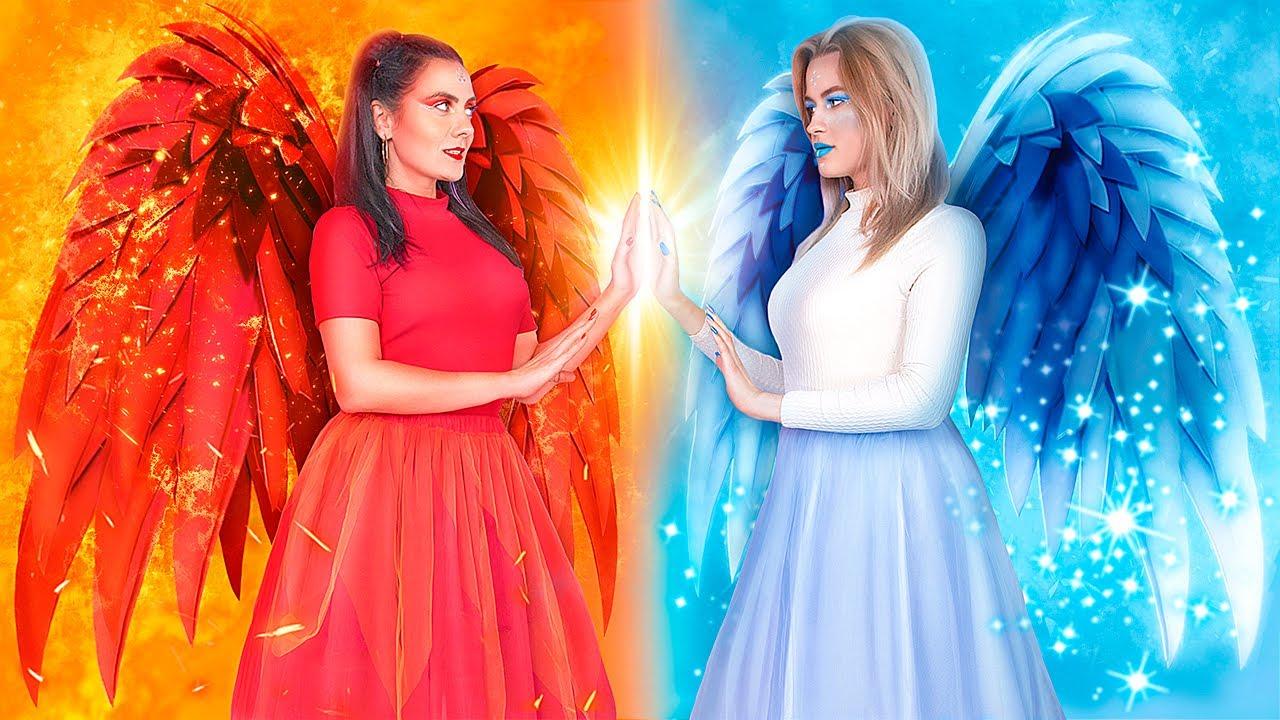 Download Peri Panas vs Peri Dingin / Gadis Berapi vs Gadis Es