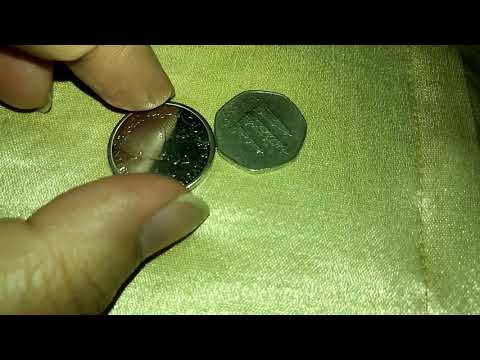 UNITED ARAB EMIRATES CURRENCY COIN