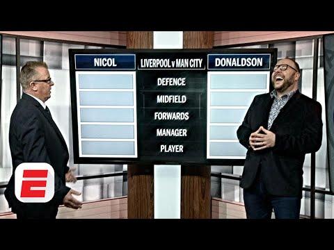 Liverpool Vs. Manchester City Pick 'Em: Klopp Or Guardiola? Mane Or Aguero? | Premier League