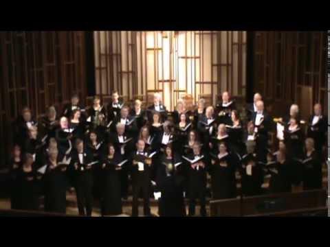 Zigeunerlieder 11. Rote Abendwolken - Philharmonic Chorus of Madison - Spring 2013