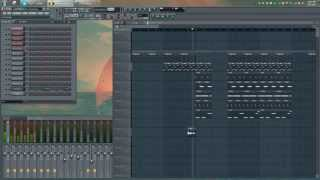 A$AP Ferg - Work instrumental Remake (FL Studio) + MP3