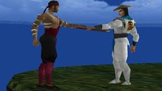 [TAS] Mortal Kombat 4 - Kai (N64)