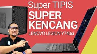 Laptop Super Kencang yang Tipis: Review Lenovo Legion Y740si