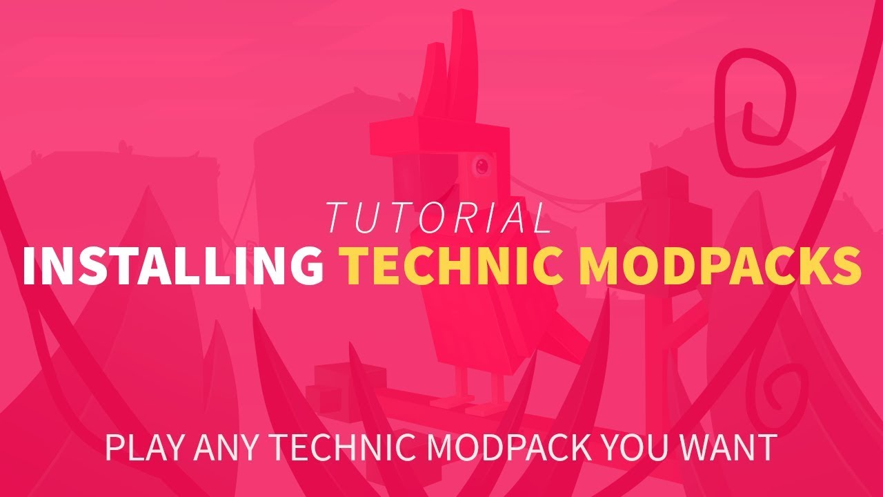 How to install any Technic Modpack on a Minecraft Server