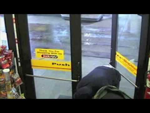 Crime Stoppers - Shell Gas Station Robbery
