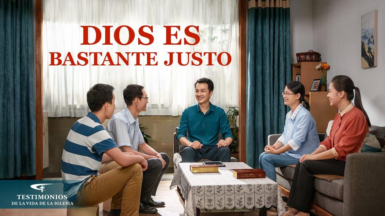 Testimonio cristiano | Dios es bastante justo (Español Latino)