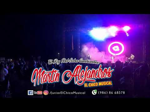 Tropicalisimo Cañon - Nada de Nada (A La Voz Martin Alejandros) from YouTube · Duration:  3 minutes 38 seconds