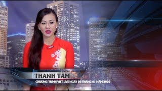 VIETLIVE TV ngày 20 01 2020