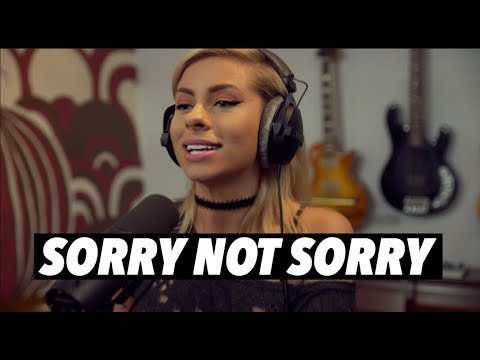 Demi Lovato - Sorry Not Sorry (Andie Case Cover)