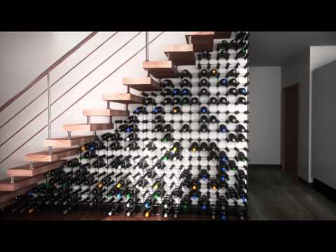 Introducing Nook, Modular Wine Storage For any Nook: Indiegogo brief Overview