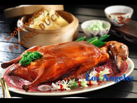 Looking for Peking Duck in LA | OceanSeafood Chinese Restaurant Chinatown Los Angeles |Sean Pressler