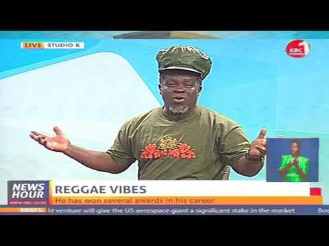 Star Guess - Shasha Marley (Ghanaian Reggae Artist)