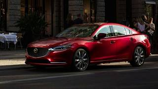 2018 Mazda 6 Signature 2.5T First Drive Review