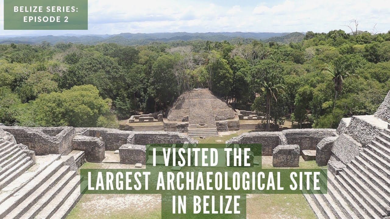 Belize Series: I visited the Largest Archaeological Site| Caracol Ruins