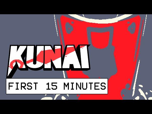 Kunai First 15 Minutes Of Gameplay