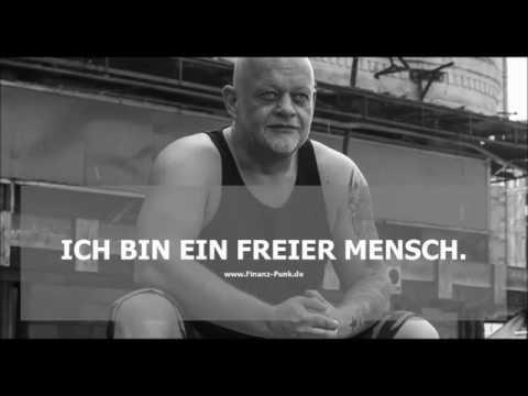 Finanz Punk: ICH BIN EIN FREIER MENSCH