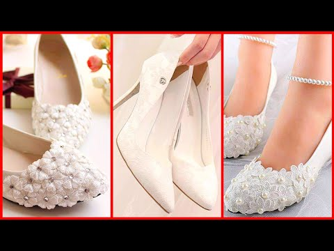 white-wedding-shoes-with-flower-detailing-bridal-footwear-latest-designs-2020-for-girls-and-women