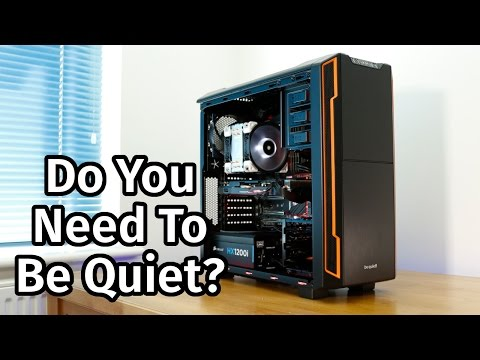 Be Quiet Silent Base 600 Review - Cool & Silent?
