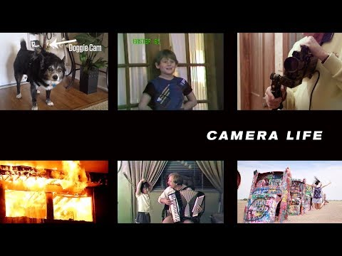 CAMERA LIFE - a documentary about my crazy dad in the 80s and his VHS camera