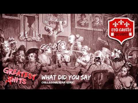 What Did U Say Chill & Sourcream Remix