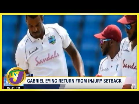 Gabriel Eyeing Return from Injury Setback - Sept 26 2021