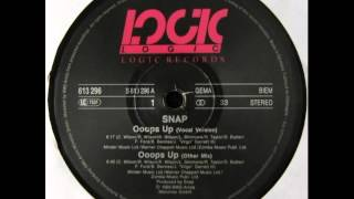 Snap! - Ooops Up (12