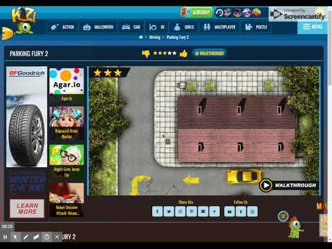 Parking Fury 2 - Free Online Game - Start Playing | Kizi